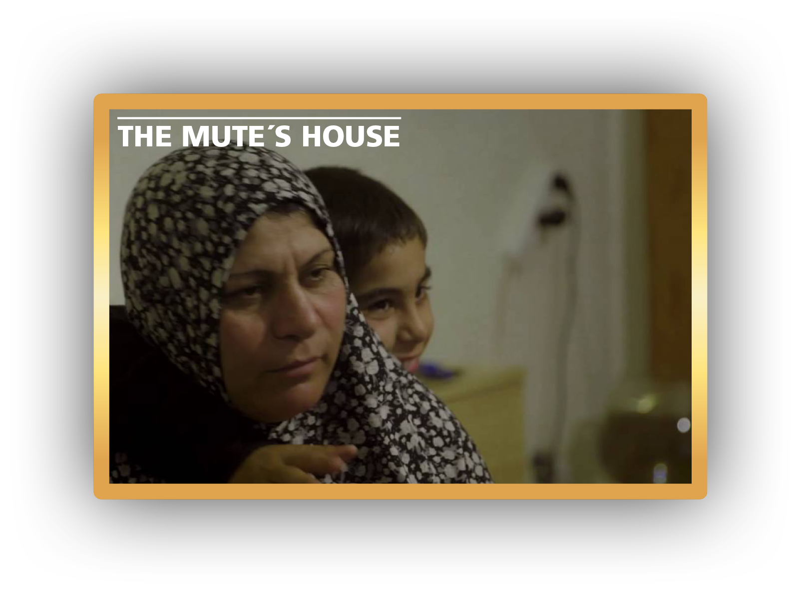 DOX 24 november kl 14:30 - The Mute´s House