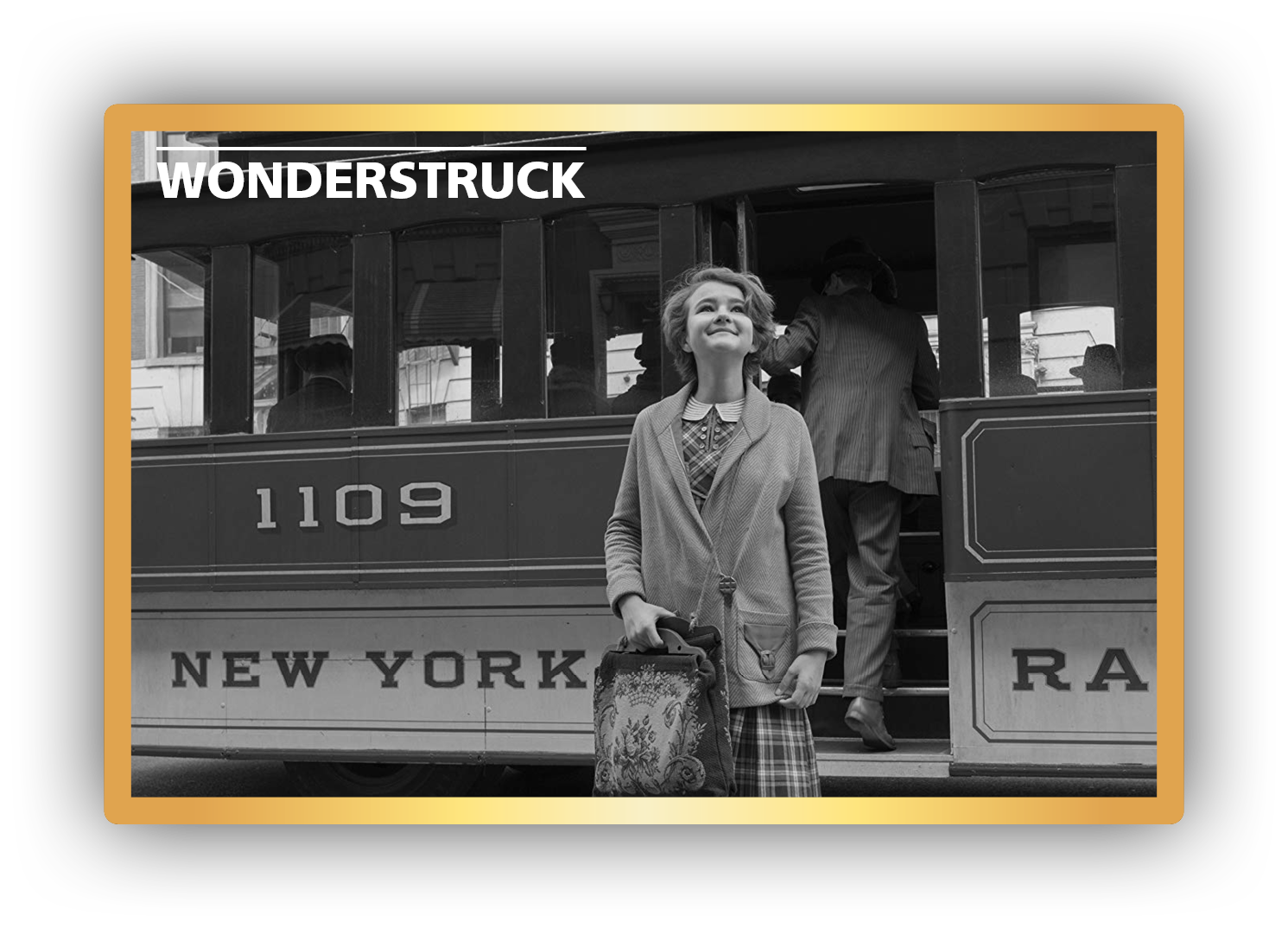 Långfilm 23 november kl 18:30 - Wonderstruck