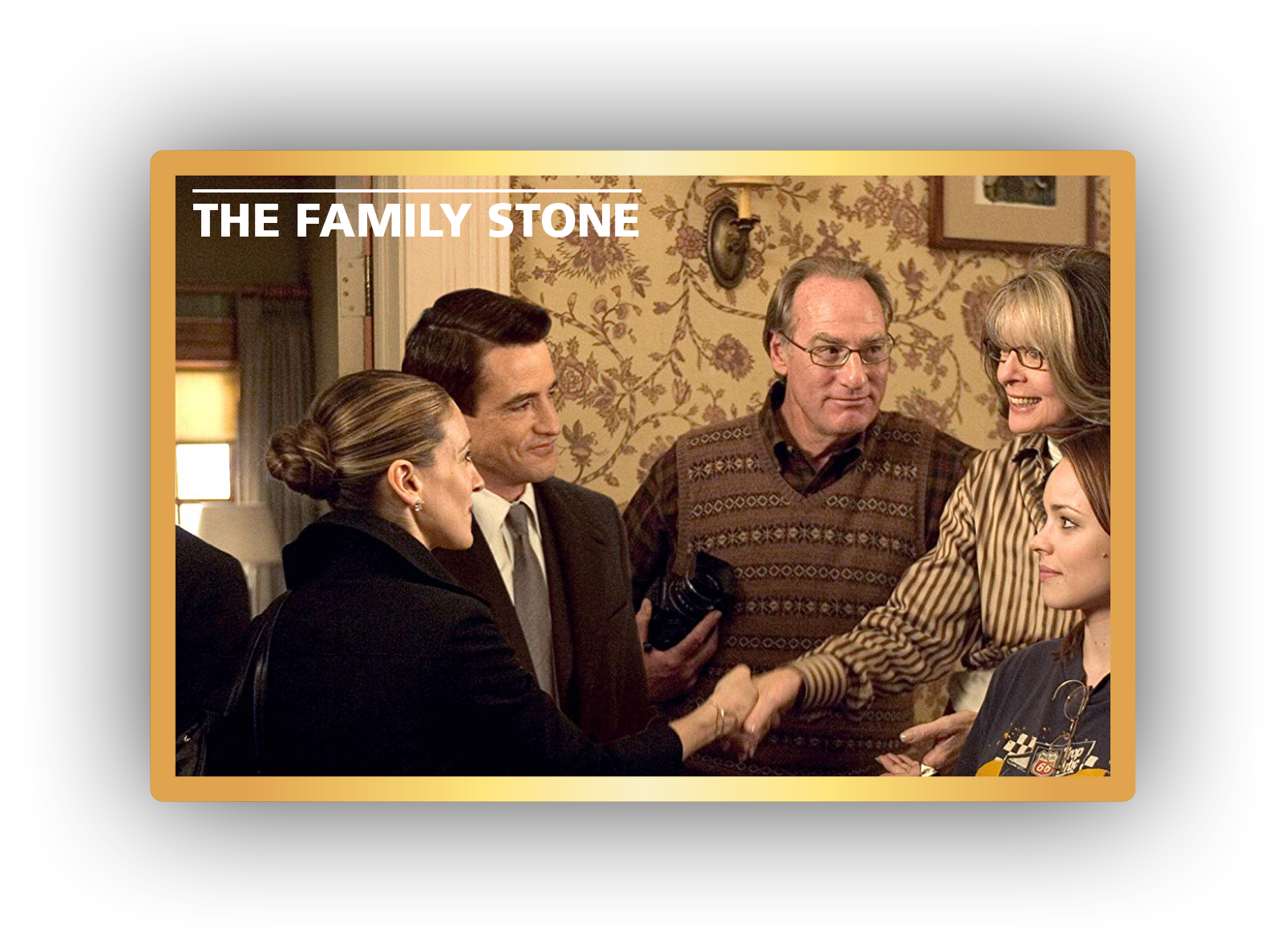 Långfilm 24 november kl 18:30 - The Family Stone