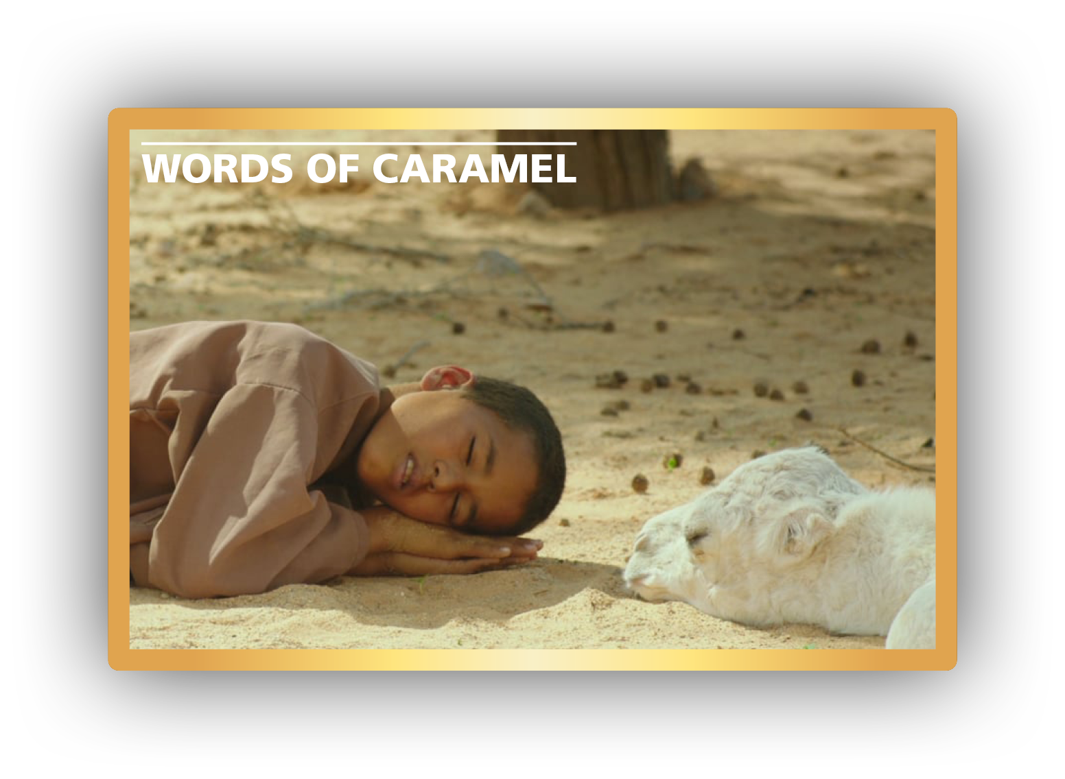 Kortfilm 24 november kl 16:30 - Words of Caramel